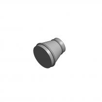 Produkt Uniwersalny ◦ System Kanałów Stalowych Okrągłych ◦ Zwężka Symetryczna